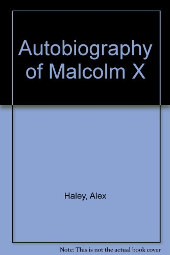9780345915030: Autobiography of Malcolm X