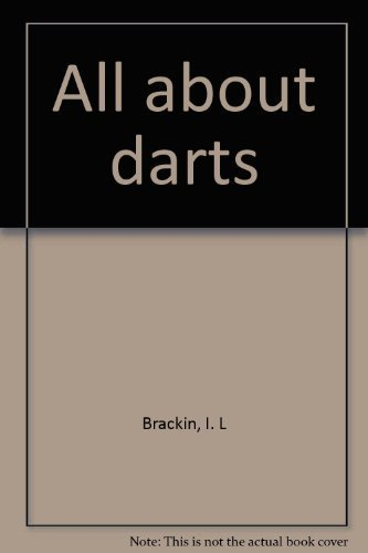 9780346123144: All about darts