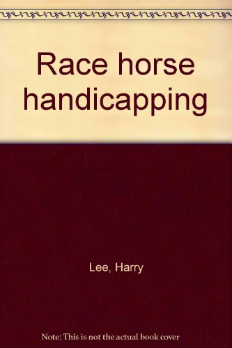 9780346123175: Race horse handicapping