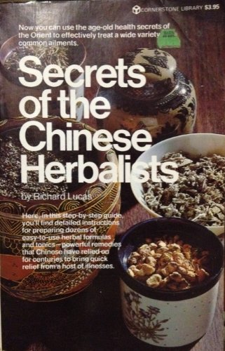 9780346123380: Secrets of the Chinese Herbalists