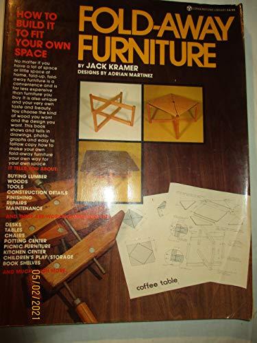 9780346123410: Fold-away furniture