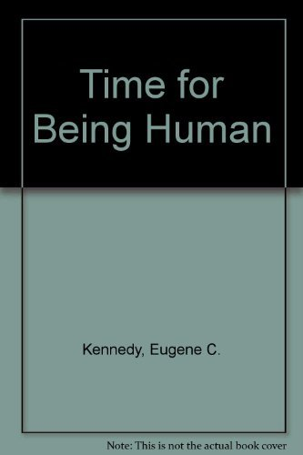 9780346123656: Time for Being Human