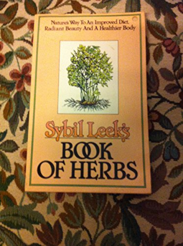 9780346124356: Sybil Leek's Book of Herbs