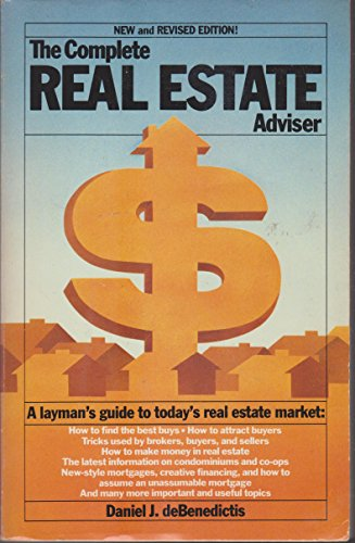 9780346125780: The complete real estate adviser
