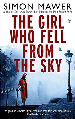 9780349000060: The Girl Who Fell From The Sky