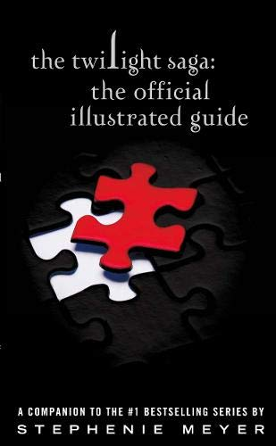 9780349001333: The Twilight Saga: The Official Illustrated Guide