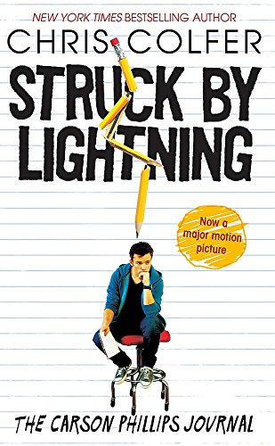 9780349001357: Struck by Lightning: The Carson Phillips Journal