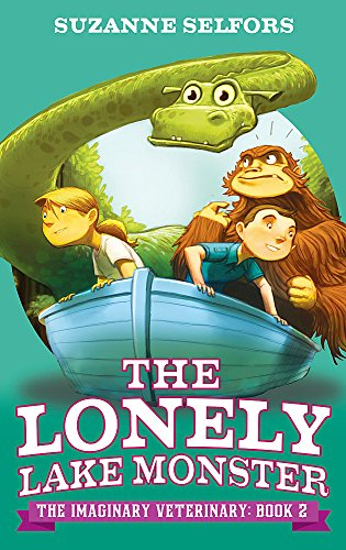 9780349001425: The Lonely Lake Monster (The Imaginary Veterinary)