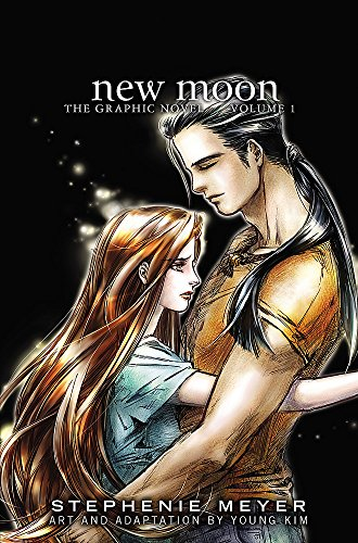 9780349001494: New Moon. The Graphic Novel - Volumen 1 (Twilight Saga)