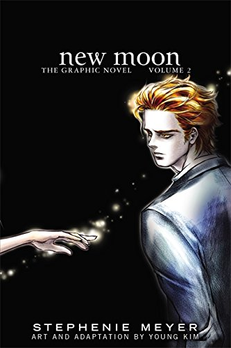 9780349001500: New Moon. The Graphic Novel - Volume 2 (Twilight Saga: The Graphic Novels)