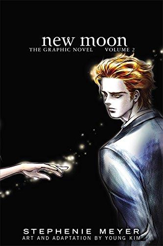 9780349001500: New Moon: The Graphic Novel: v. 2 (The Twilight Saga)