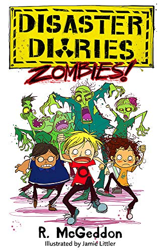 9780349001753: Disaster Diaries: 01 ZOMBIES!