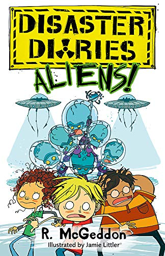 9780349001760: Aliens! (Disaster Diaries)