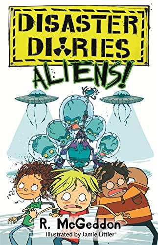 9780349001760: ALIENS!: Book 2 (Disaster Diaries)