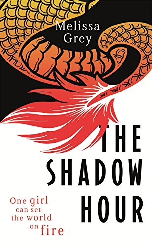 9780349002156: The Shadow Hour (The Girl at Midnight)