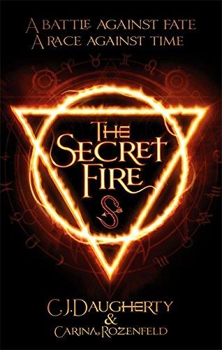9780349002194: The Secret Fire (The Alchemist Chronicles)