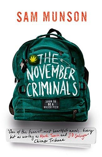 9780349002415: The November Criminals