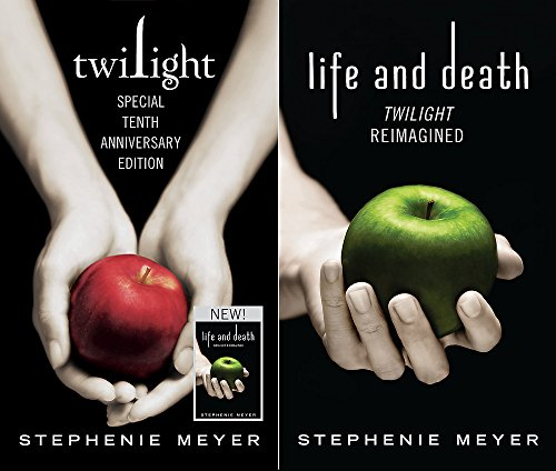 9780349002484: Twilight Tenth Anniversary/Life and Death Dual Edition