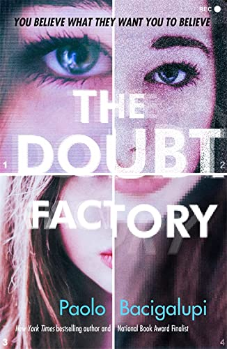9780349002569: The Doubt Factory