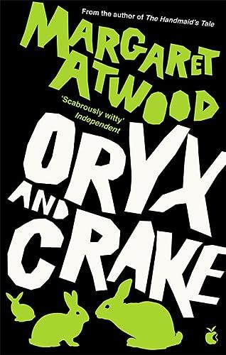 9780349004068: Oryx And Crake