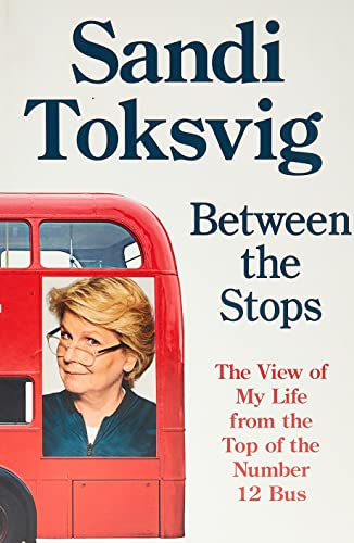 9780349006376: Between the Stops: The View of My Life from the Top of the Number 12 Bus: the long-awaited memoir from the star of QI and The Great British Bake Off