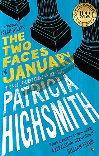 9780349008080: The Two Faces of January (Virago Modern Classics)
