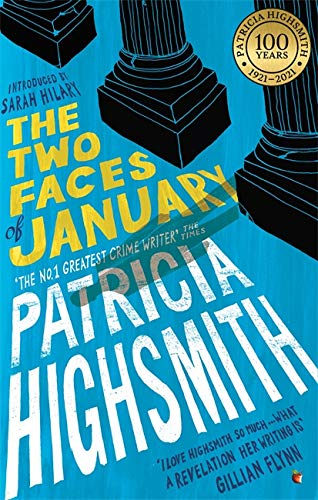 9780349008080: The Two Faces of January (VMC)