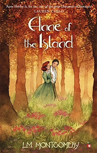 9780349009391: Anne of the Island (Anne of Green Gables,Virago Modern Classics)