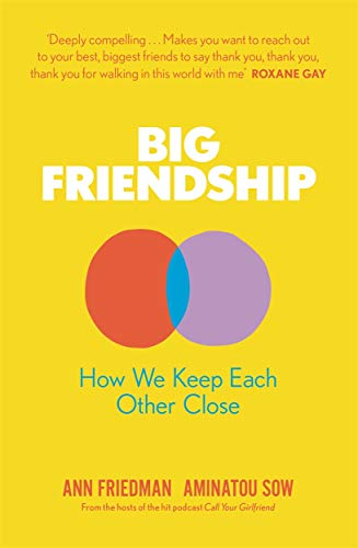 9780349013022: Big Friendship: How We Keep Each Other Close