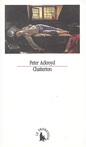 9780349100081: Chatterton (Abacus Books)