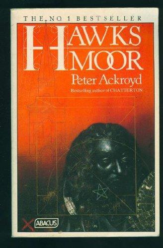 9780349100579: Hawksmoor (Abacus Books)