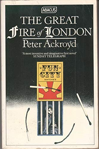9780349100609: Great Fire Of London (Abacus Books)