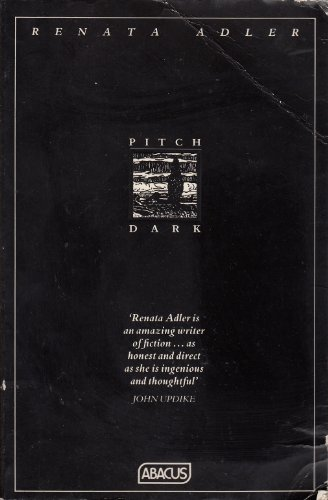 9780349100623: Pitch Dark (Abacus Books)