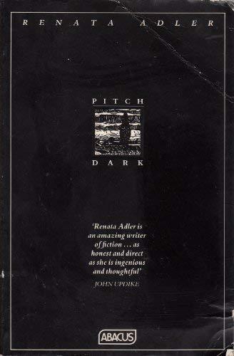 9780349100623: Pitch Dark (Abacus Books)