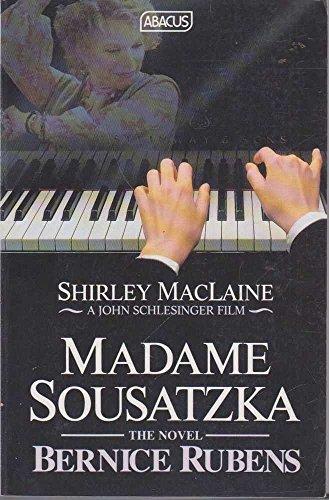 9780349100982: Madame Sousatzka