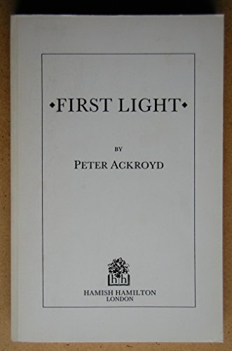 9780349101576: First Light