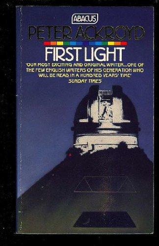 9780349101576: First Light