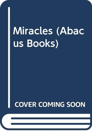 Miracles (0349101655) by Geoffrey Ashe