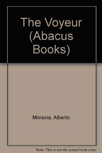 9780349102139: The Voyeur (Abacus Books)