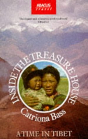 9780349102375: Inside The Treasure House: Time in Tibet (Abacus Books)