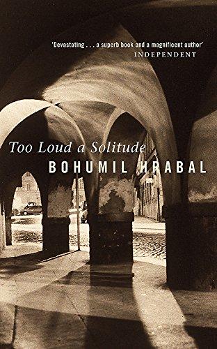 9780349102627: Too Loud A Solitude