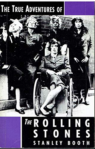 9780349104461: The True Adventures of The Rolling Stones