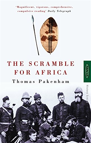 9780349104492: The Scramble for Africa