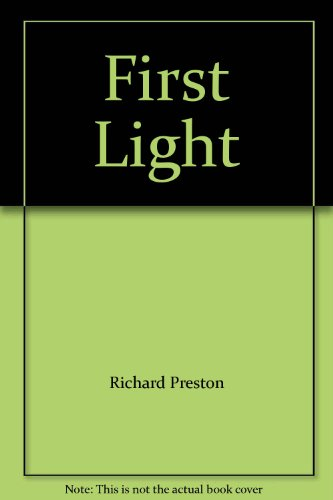 9780349104560: First Light