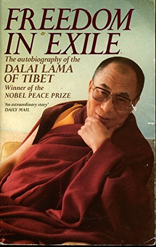 9780349104621: Freedom in Exile: the Autobiography of the Dalai Lama