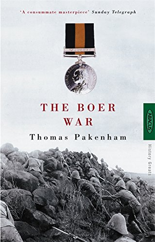 9780349104669: The Boer War