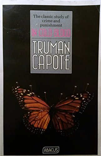 a book outline of in cold blood by truman capote Sample essays and help for essay writing literature analysis for: truman capote's in cold blood includes samples essays and rubric explanations for the text: the following paragraphs are from the opening of truman capote's in cold blood.