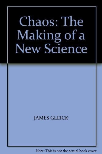9780349105253: Chaos: The Making of a New Science