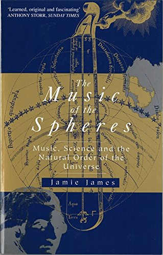 9780349105420: The Music of the Spheres: Music, Science and the Natural Order of the Universe