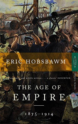 9780349105987: The Age Of Empire: 1875-1914